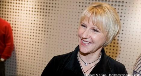 Wallström voters' pick for Prime Minister: poll