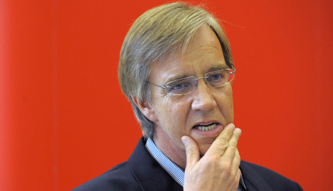 Leftist leader Bartsch to step down