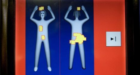 Privacy advocate warns against using 'naked' scanners too quickly
