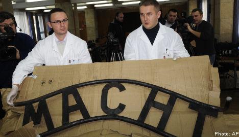 Brit hired Swedish Nazis for Auschwitz raid: report