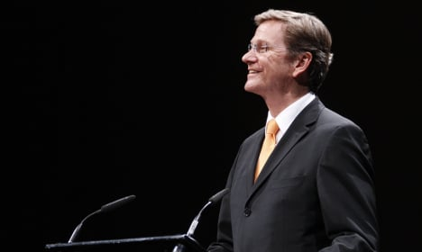 Majority supports Westerwelle in controversial welfare debate