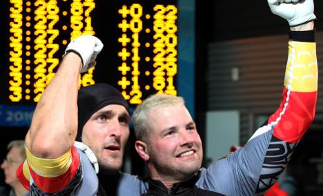 German bobsledder Lange takes fourth career gold