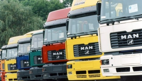 MAN industrial group posts 2009 loss