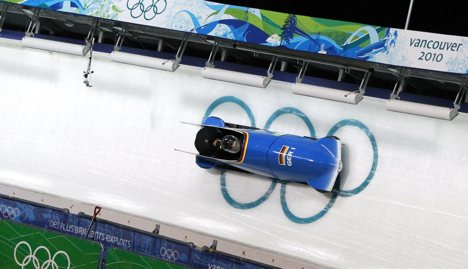 German bobsleighers set to reclaim gold