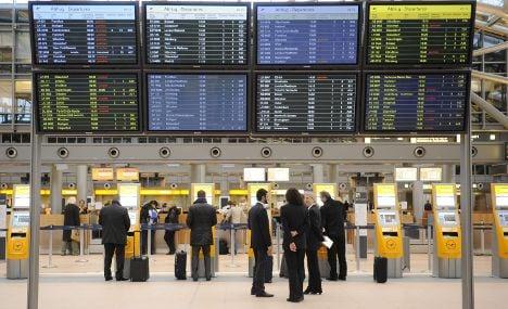 Lufthansa slowly restores service after strike