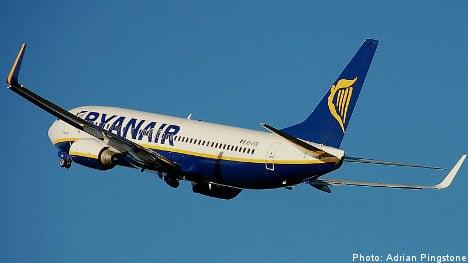 Stockholm Skavsta and Ryanair hold crisis talks