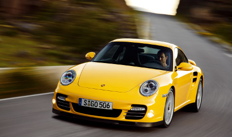 Porsche faces hefty fines from US fuel efficiency law