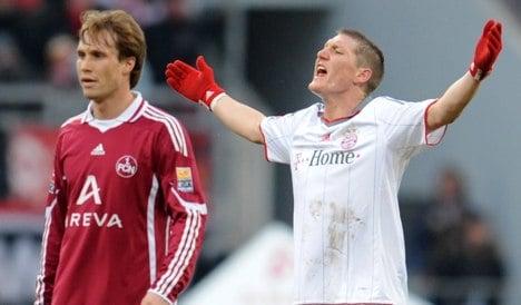 Bayern's winning streak comes to shock end