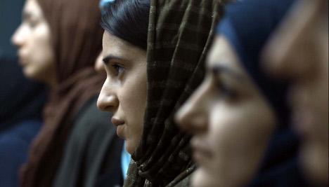 Golden Bear contender focuses on Muslims in crisis
