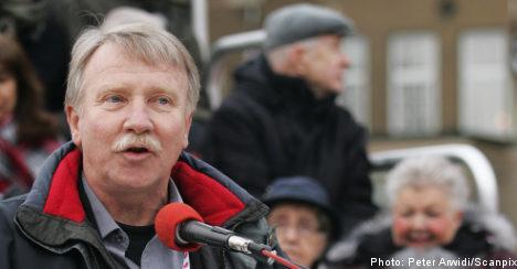 Sahlin raps Malmö mayor over Jew comments