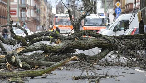Fierce storm turns deadly