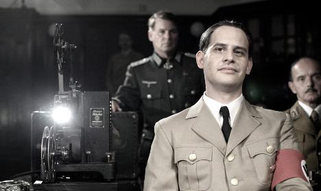 Berlinale crowd boos movie about notorious Nazi propaganda film