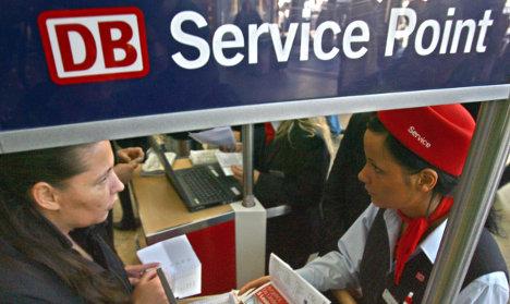 Deutsche Bahn to ditch English