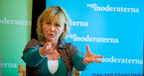 Sweden keeps secret party donations despite EU criticism