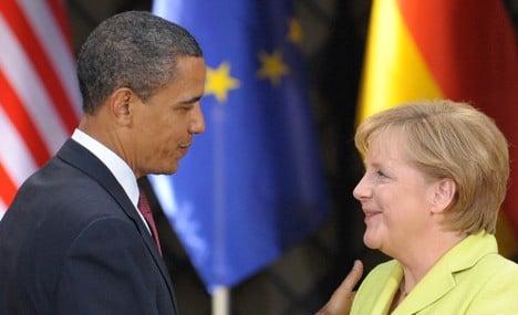 Merkel plans major tour of US in April
