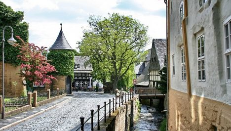 Once upon a time in Goslar