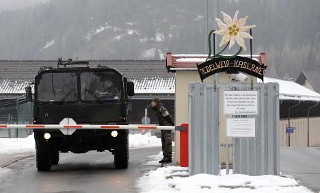Bundeswehr hazing scandal widens