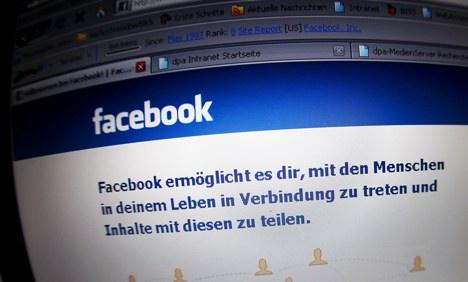 Facebook comes under German law