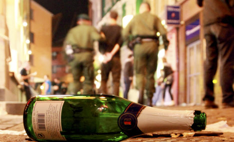 Baden-Württemberg to ban nighttime alcohol sales
