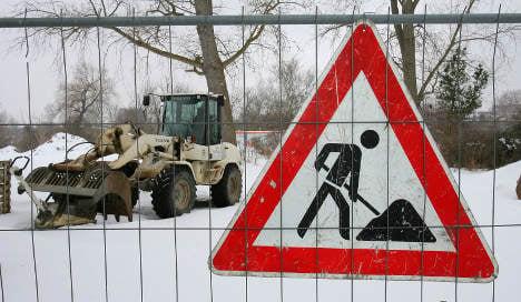 Harsh winter freezes business confidence