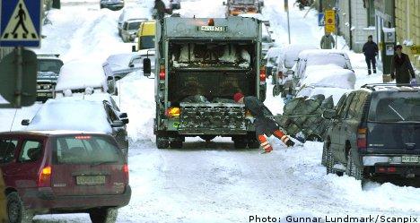Sweden counts cost of winter snowfalls