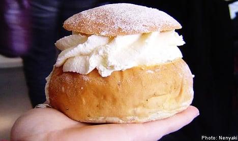 Sweden's top ten tasty buns