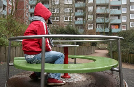 Number of Germans living in poverty surges