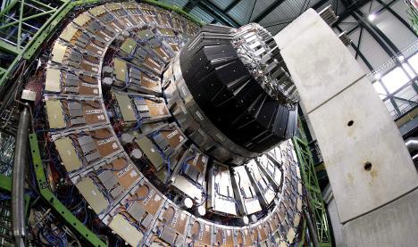 Litigious woman fails to prove atom-smasher will end world