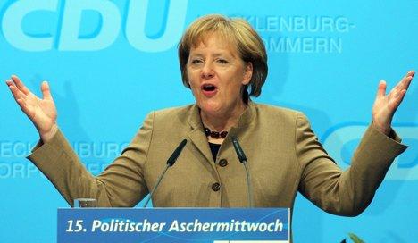 SPD criticises Merkel's new welfare plan
