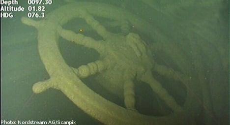 Trove of shipwrecks found in Baltic Sea