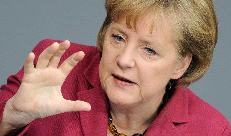 Merkel: paedophilia not just a Church problem
