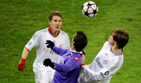 Bayern's Schweini wary of Champions League big guns