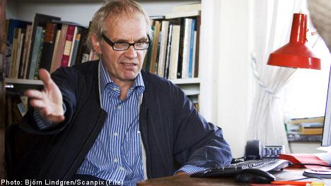 Irish police foil plot to kill Swedish cartoonist