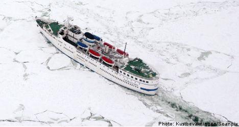 Baltic ferries slammed for 'Titanic Syndrome'