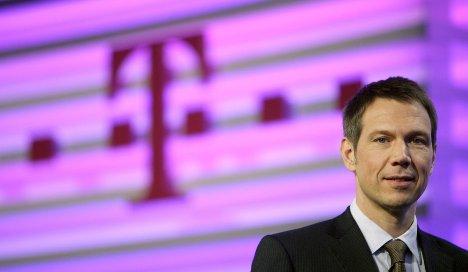 Deutsche Telekom introduces quota for women executives