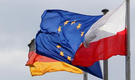 Poles no longer fear Germany