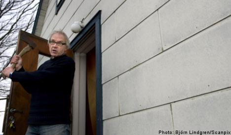 Vilks 'not shaking with fear' over murder plot