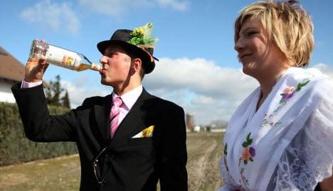 Germany's Sorbs celebrate Zapust festival