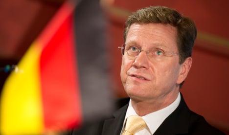 FDP says Westerwelle criticism threatens democracy
