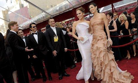 Germans jailed for crashing Oscars