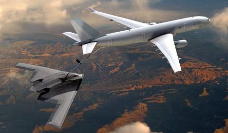 Airbus boss slams US over 'biased' military tanker tender