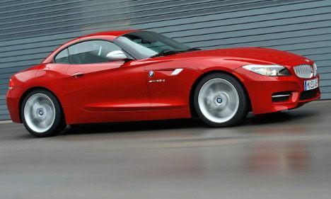 BMW optimistic despite dip in 2009 profits
