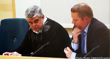 Ex-police chief sex trade case widens