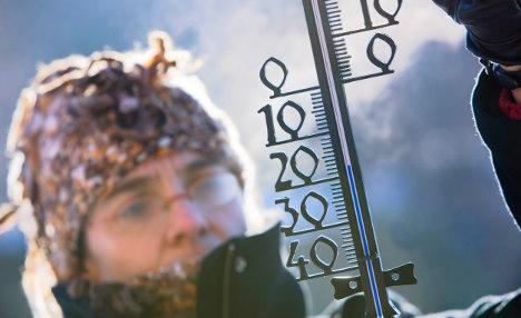 Scientists predict colder European winters to come