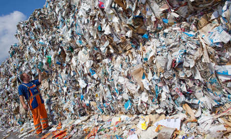 Used paper shortage creates cardboard crisis