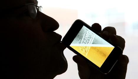 German beer blasts hole through Apple's security core