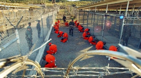 Conservative opposition to taking on Gitmo prisoners grows