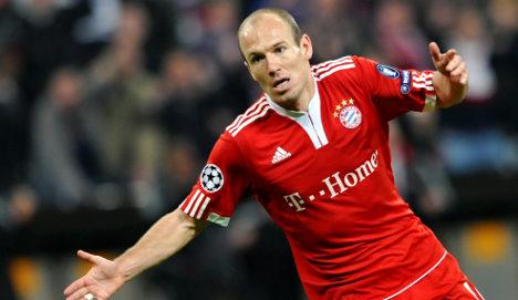 Bayern wins 1-0 in Champs League semi