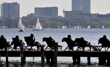 Hamburg tops table of highest income-earners