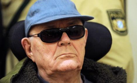 Demjanjuk speaks, calling trial 'torture'